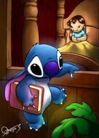 Lilo and Stitch by Omegathree