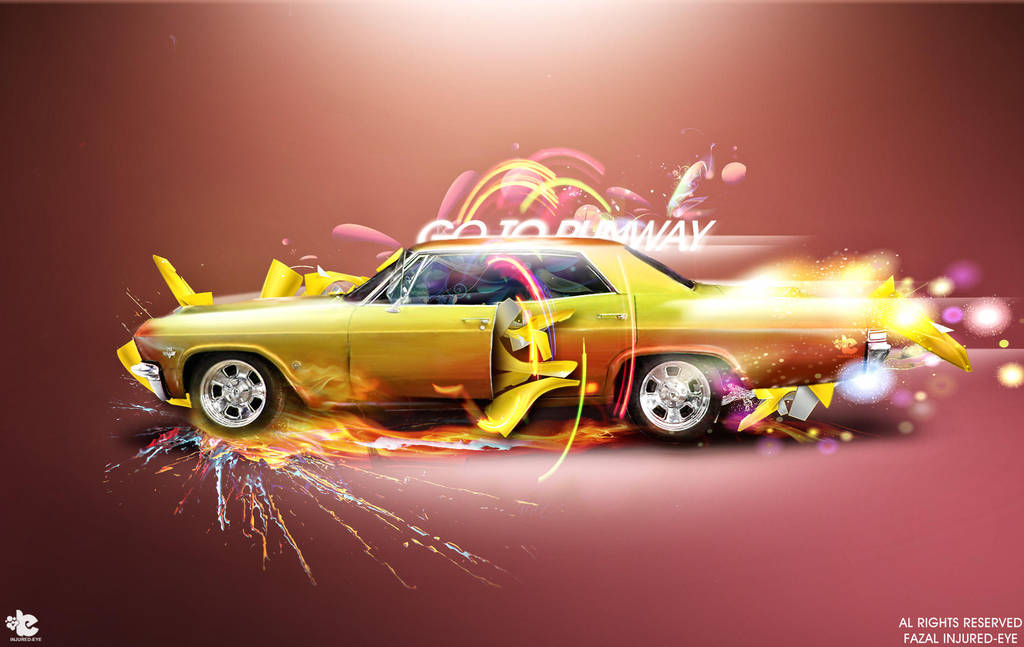 Impala 65 Manipulate by injured-eye