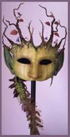 GreenWoman2 by inkvine
