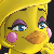 Anime Toy Chica Emote