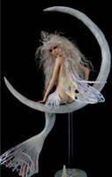 Lorelei - Moon Mermaid 2 by wingdthing