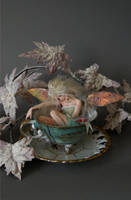Cinderella Tea Cup Faerie 2 by wingdthing