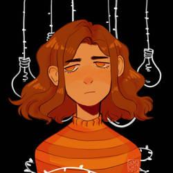 ((Huevember: Orange)) by soyochii