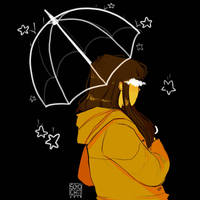 ((Huevember: Yellow)) by soyochii