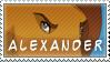 Alexander Stamp by Wild-Hearts