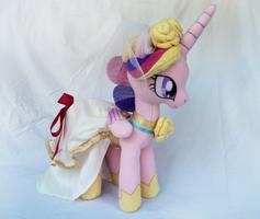 Princess Cadance Plush by Wild-Hearts