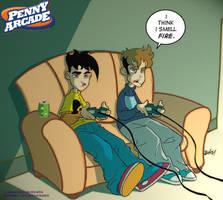 Penny Arcade by Adis by bigheart