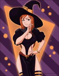 Orihime Halloween by Eguiamike