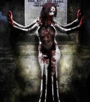 Graveyard Concubine by Nagrobek