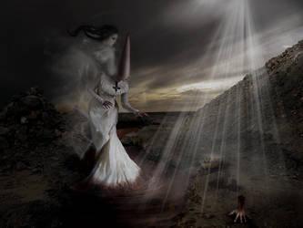 Queen Of Forgotten by Nagrobek