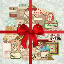 Twitter Christmas Gift 2012 by Missesglass
