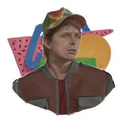 Marty McFly by FernandoReali