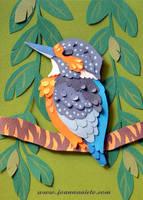 Kingfisher by kalmita