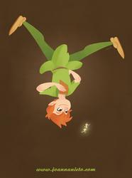Peter Pan by kalmita