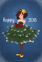 Merry Christmas and Happy New Year! by kalmita