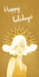 Happy holidays by kalmita