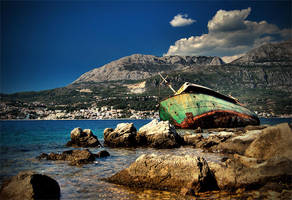 The Last Harbor 2 by Grofica