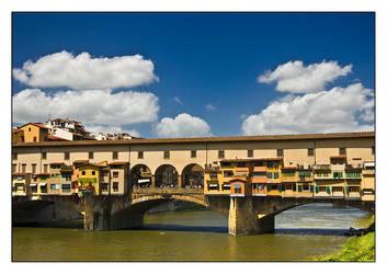 Ponte Vekio by Grofica