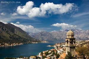 Kotor town by Grofica