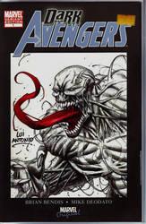 Venom by Lui Antonio by stompboxxx