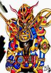 Kamen Rider Evol by Mr-BlueArt