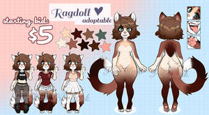 [CHEAP $5] Adoptable Auction by wanpon