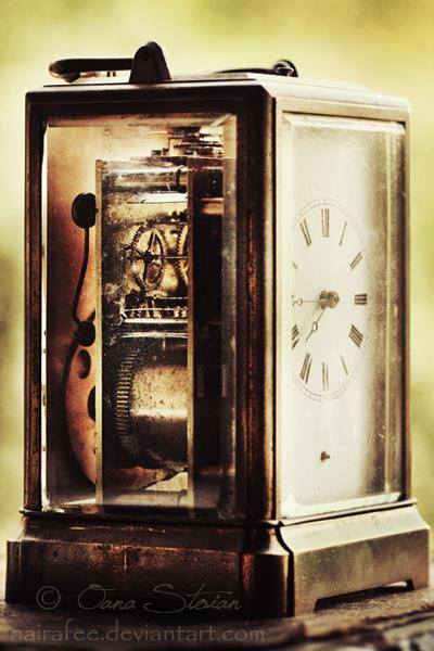 Time Machine by nairafee