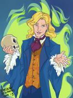 Wizard Howl. by emedeme