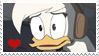 Della Duck (Ducktales 2017) Stamp by Mai-FanDraw