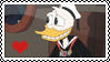 Donald Duck (Ducktales 2017) Stamp by Mai-FanDraw