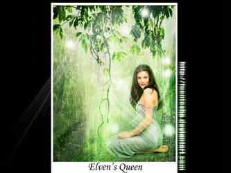 Elven's Queen by fuenteshe