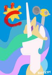 Super Celestia Sunshine (Card #8) by Roger334