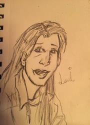 Lori Grimes TWD Comic Style by EveGrimes