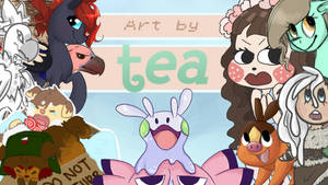 TEA IS ON PATREON! by teabut
