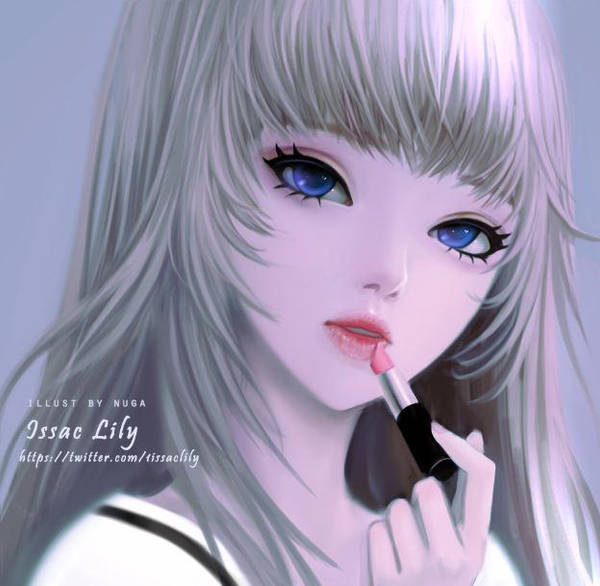 Lily Illust by lily-nuga