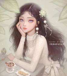 Peacefulness Lily by lily-nuga