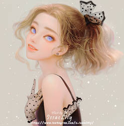 Issac lily _my O.C by lily-nuga