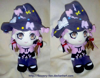 Marcellus Chibi plush by Flowery-Cemetery