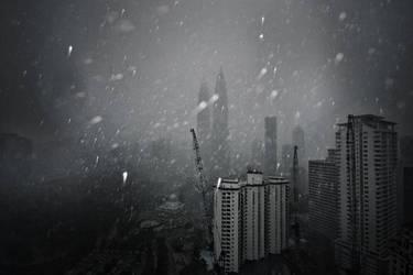 rain by mohdfikree
