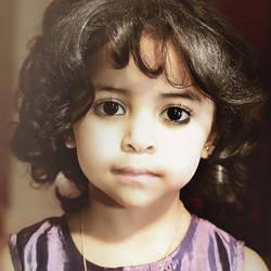 'eid mubarak', she said by mohdfikree