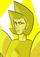 Yellow Diamond !!! by astrolink247