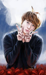 Jung Il Woo by Valerie-V