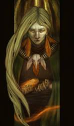 Spirit Walker by Valerie-V