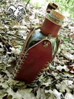 Fantasy bottle holster 1 by Noir-Azur