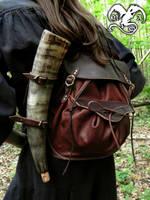 Adventurer bag 2 by Noir-Azur