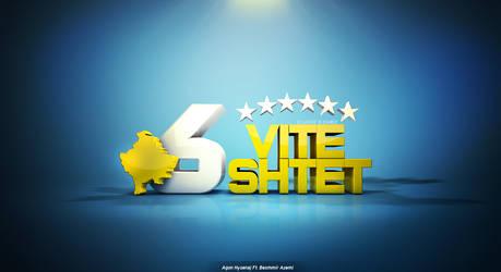 6 Vite Shtet ft. ELUSiVE by daWIIZ