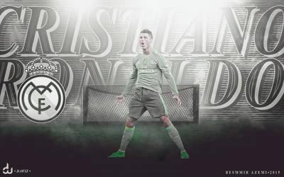 Cristiano Ronaldo Wallpaper V1 by daWIIZ
