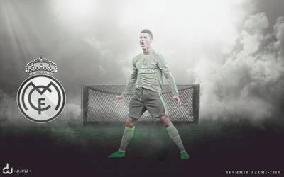 Cristiano Ronaldo Wallpaper V2 by daWIIZ