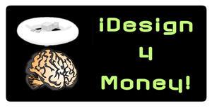 I Design for money by adguer