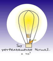 Perfectly normal by adguer